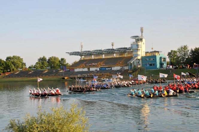 Na Jarunu se danas održava  4. Lađarski kup Grada Zagreba