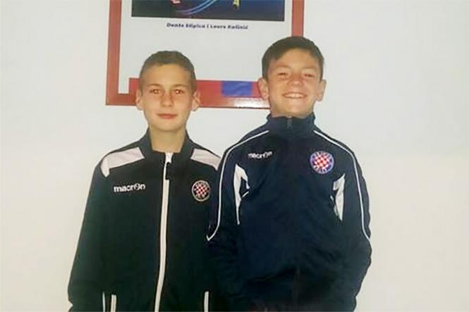 HNK Hajduk Split u svoje redove  pozvao  Tina Krešića  i Antu Vidovića